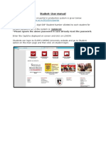 Student Portal Usage for Re Exam Creation With Online Payment Gateway