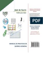 Prácticas de Laboratorio Quimica Unisucre