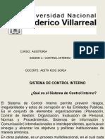 Control Interno Diaposiitivas Ci