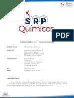 Presentacion Srp Quimicos