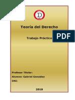 Trabajo Practico Historia Del Derecho Argentino