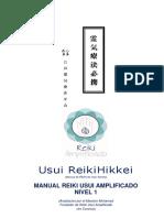 Curso Reiki Arcángelico -Manual-Reiki-Usui-Amplificado-nivel-1-Beta