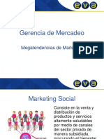 Megatendencias de Marketing