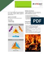 Rímac - Separata - Incendios