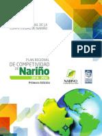 Plan Regional de Competitividad de Narino