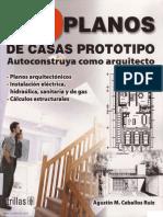 102. Treinta Planos de Casa Prototipo - Agust�n M. Ceballos.pdf
