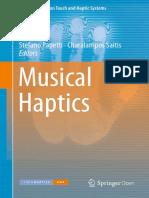Musical Hapticoids