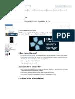 Manual de PPSSPP