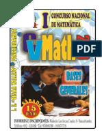 concurso de matemáticas