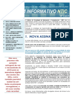 Boletim NTIC 1 2019