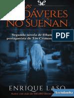 2. Los Cadaveres No Suenan - Enrique Laso