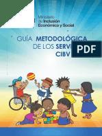 Guia Metodologica Servicios CIBV CDI MIEs