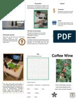 Plegable Coffee Wine Ingles