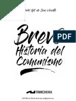 IÑAKI GIL de SAN VICENTE BREVE Historia Del Comunismo Iñaki Gil de San Vicente