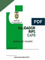 Manual Validador Eapb 2010