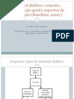 1 - Material Didático - Conceito Classificação Elaboração