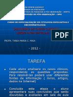 Casos clinicos citologia esfoliativa NIC