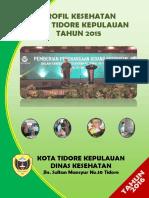 8272 Malut Kota Tidore Kep 2015