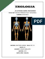 Osteologia Resumen