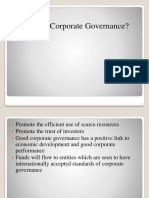 Corporate Governance FIN1