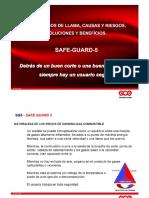 Retrocesos de Llama, Causas y Riesgos, Soluciones y Benefícios. Safe-guard-5 - PDF