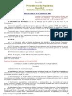 Decreto Nº 6949