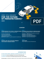 eBook Are You Ready for Future of Manufacturing