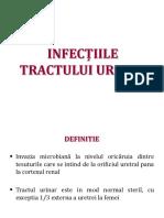 Infectiile Tractului Urinar _ 2019