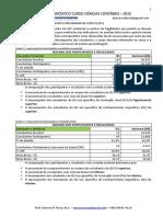 DIAGNÓSTICO DO CONCEITO PRELIMINAR DE CURSO (CPC)