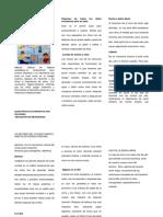 folleto proyecto