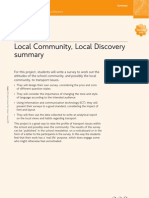 ENG-2-Local Community, Local Discovery