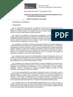 DECRETO SUPREMO QUE MODIFICA EL REGLAMENTO PARA LA PROTECCIÓN AMBIENTAL EN LAS ACTIVIDADES DE HIDROCARBUROS