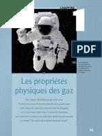 Les Proprietes Physiques Des Gaz