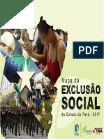 MAPA EXCLUSÃO PARÁ 2017