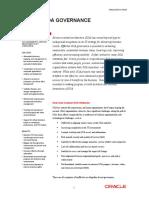 Oracle Soa Gov Solution Datasheet