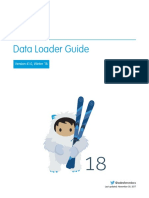 Salesforce Data Loader