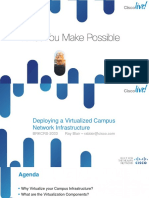 Virtualized Network Design