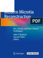 Modern Microtia Reconstruction