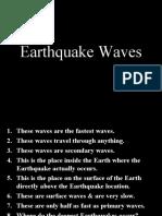 Tutorial on Earthquake Waves