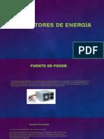 Conectores de Energía