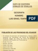 SINDICATO DE CHOFERES GEOGRAFIA.pptx