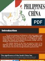 Philippines v china