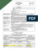 Ficha Tecnica Data Sheet Arequipe 0