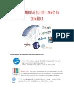 20 Herramientas Que Utilisamos en Ofimática.docx