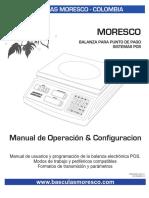 Manual Bascula Pos