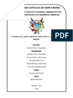 Informe Acuerdo de Libre Comercio (1)