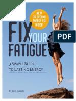 Fix Your Fatigue Internal New