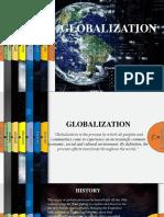 Globalization (Sep 01,2019)