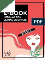 Hebillas Con Strass - DIY