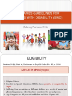 2016 Guidelines Paragames